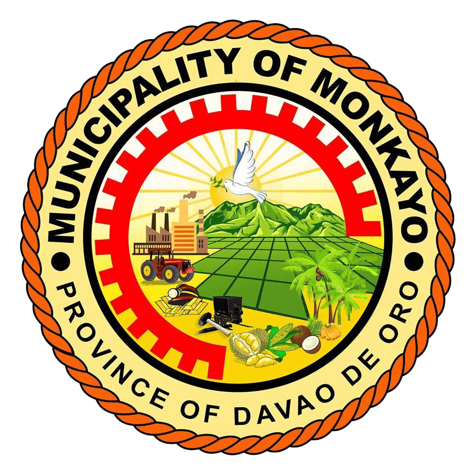 Municipality of Monkayo Official Logo